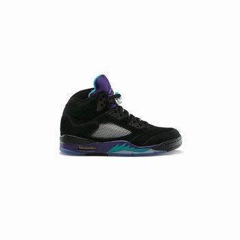 sports shoes 21052 dffad ... Light Graphite White Wolf Grey A05001.  214.00  96.0055% off.  136027-007 Air Jordan 5 Retro Grapes Black New Emerald-Grape Ice-Black