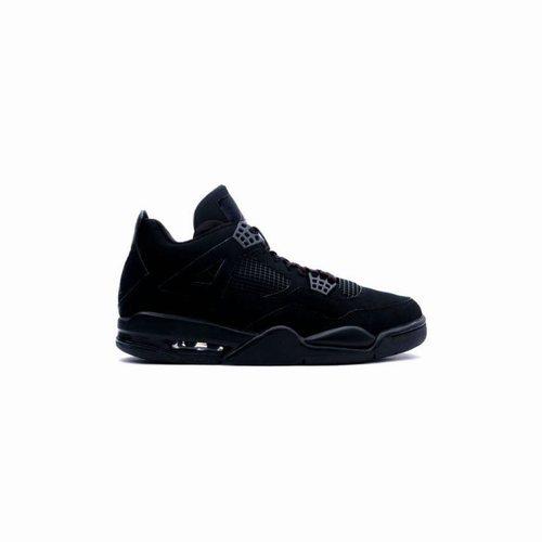 efecddf258ea07 308497-002 Air Jordan 4 Retro Womens Black Cat A24010